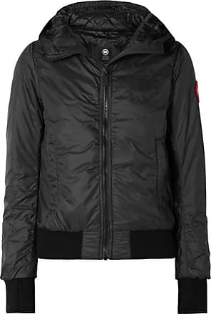 Canada Goose Dore Hooded Shell Down Jacket - Black