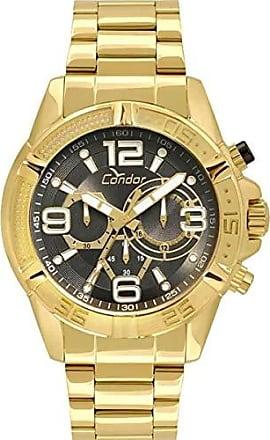 Condor Relógio Masculino Condor COVD54AU/4C - Dourado