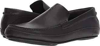 Olukai Kulana (Black/Black) Mens Slip on Shoes