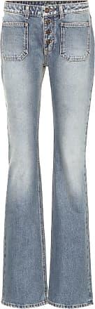 Saint Laurent Jeans regular a vita bassa