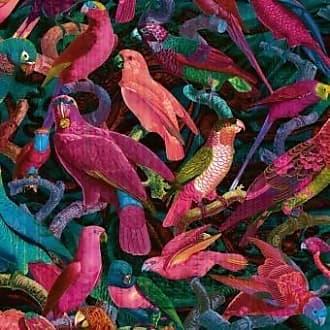Quinsaï Paneel Parrots Imperialis