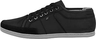 94e78c9313a359 Boxfresh Schuhe Sparko Sports Hybrid Leather Black (E15424) 47 Schwarz