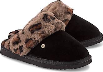 Damen Pantoffeln in Schwarz Shoppen: bis zu −56% | Stylight