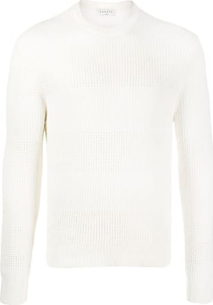 Sandro knitted jumper - White