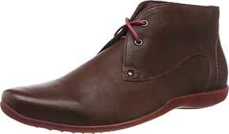 Think Mens Stone_585614 Desert Boots, (Kastanie/Kombi 50), 8.5 UK