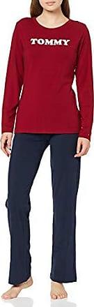 Ropa Pantalones 38 Pantalones De Pijama Mujer Talla Del Fabricante Sm Navy Blazer 416 Tommy Hilfiger Short Azul