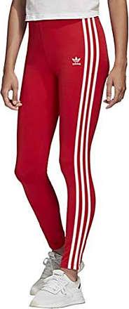 adidas legging zwart rood