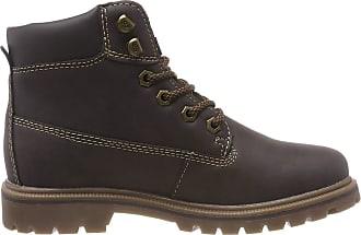 Dockers by Gerli Womens 43ea201 Combat Boots, Brown (Chocolate 360), 8 UK (41 EU)