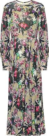 Rotate Floral maxi dress