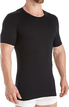 Zimmerli Pureness Crew Neck T-Shirt (7001339) - Black - XL