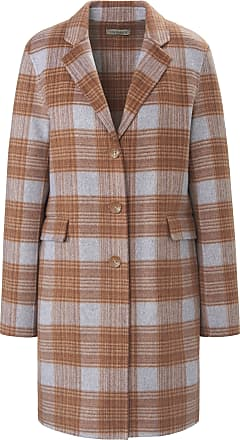 Uta Raasch Coat check pattern Uta Raasch multicoloured