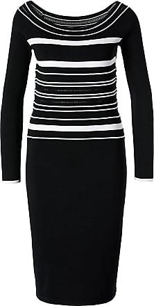 Madeleine Elegantes Strickkleid in schwarz MADELEINE Gr 34 für Damen. Polyamid, Viskose. Waschbar