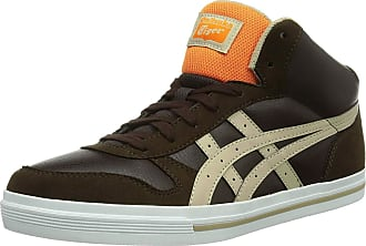 Onitsuka Tiger Aaron MT - Slippers High Unisex Brown Size: 5