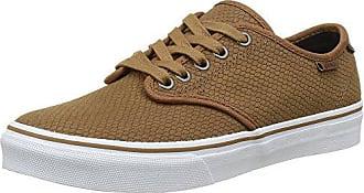 scarpe vans marroni