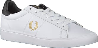 Fred Perry Weiße Fred Perry Sneaker Low B8255