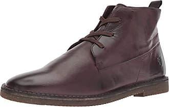 Frye Mens Ashland Chukka Boot, Oxblood, 11 M M US