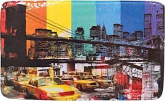Zingz & Thingz Zingz and Thingz Brooklyn Bridge Floor Mat