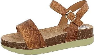 Brown Sandals  Mulanka  Sandaler - Sko Til Dame