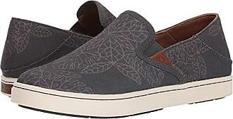 Olukai Pehuea POW! WOW! (Dark Shadow/Charcoal) Womens Shoes