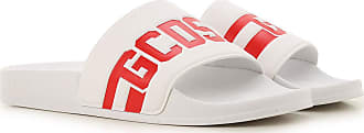 GCDS Sandals for Women On Sale, White, Rubber, 2019, 3.5 4.5 5.5 6.5 7.5