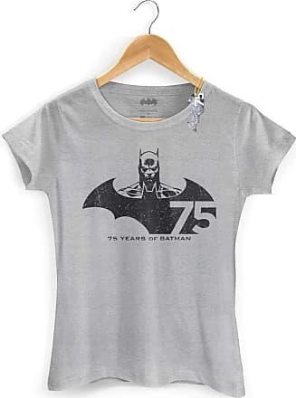 DC Comics Camiseta Batman 75 Anos Tracing