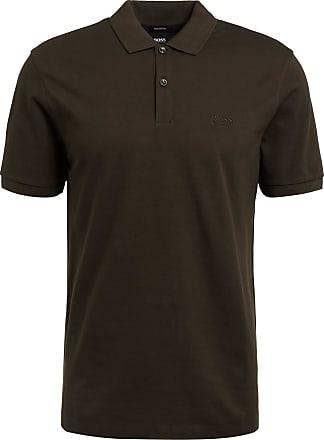 BOSS Piqué-Poloshirt PALLAS Regular Fit - KHAKI