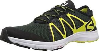 Salomon Tênis Trail Running Crossamphibian Swift, Salomon, Masculino, Amarelo, 44