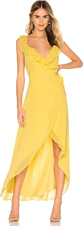 BB Dakota RSVP by BB Dakota Formation Maxi Dress in Yellow
