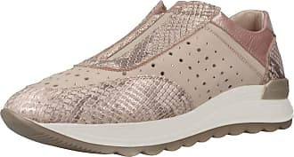 24 Horas Women Lace Shoes Women 24416 Pink 5 UK
