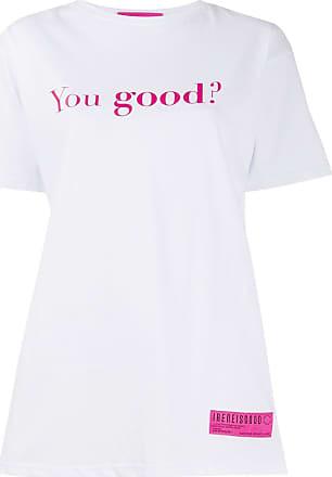 Ireneisgood Camiseta com estampa You Good? - Branco