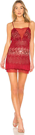 X by NBD Gio Dress in Red