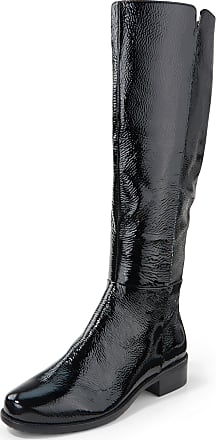 Gerry Weber High boots Calla made of calf patent leather Gerry Weber black