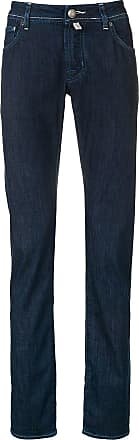 Jacob Cohen low rise skinny jeans - Azul