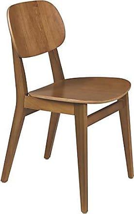 Tramontina Cadeira De Madeira Tramontina 14060/110 London 83Cm Amêndoa