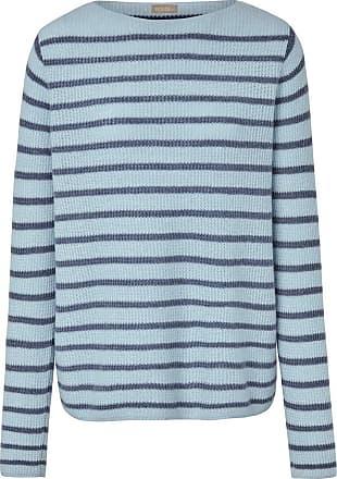 include Pullover aus 100% Premium-Kaschmir include blau