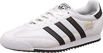 huge selection of 03424 a9b82 adidas Dragon Og, Scarpe da Ginnastica Basse Uomo, Bianco (Footwear  White Core