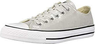 aaf5b2d8d4aa05 Converse Womens Unisex Chuck Taylor All Star Shimmer Canvas Low Top Sneaker