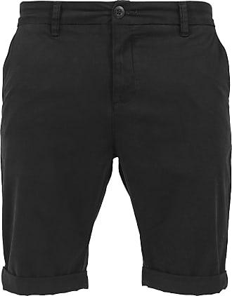 Urban Classics Chino Shorts schwarz