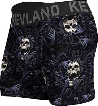 Kevland Underwear Cueca Kevland Boxer Mano Negra KEV279 GG