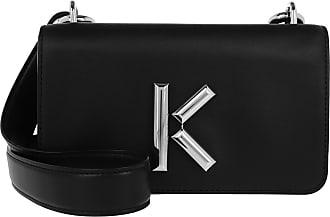 Kenzo Crossbody Bag Black Umhängetasche schwarz