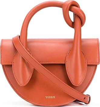 Yuzefi Dolores shoulder bag - Brown