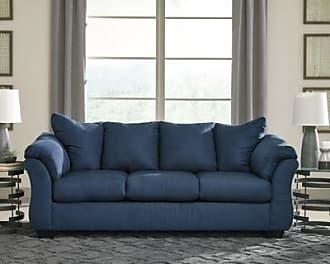 Ashley Furniture Darcy Sofa, Blue