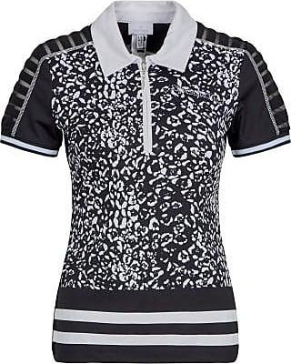 Sportalm Poloshirt mit Allover-Print Größe:34