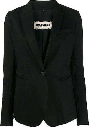 Uma Wang single-breasted jacket - Black