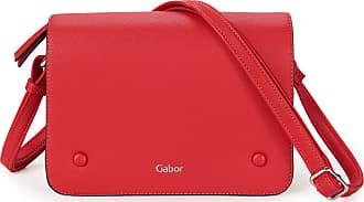 Gabor Shoulder bag Felizia in faux leather Gabor Bags red