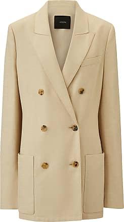Joseph Jean Shantung Linen Jacket