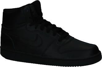 buy popular 07f52 07501 Nike Zwarte Hoge Sneakers Nike Ebernon Mid