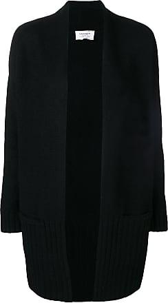 Snobby Sheep Cardigan oversized drapeado - Preto