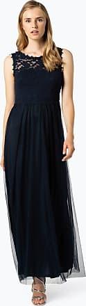Vila Damen Abendkleid - VILynnea blau