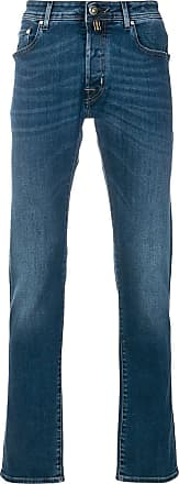 Jacob Cohen Calça jeans slim fit - Azul